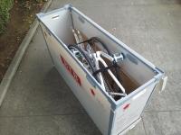 自転車輸送箱